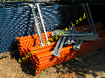 Lot de 74,7m³ de rayonnage Rack MECALUX (4,5Mx1Mx16,60M) offer Aménagements [Petites annonces Negoce-Land.com]