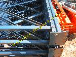 Image Lot de 74,7m³ de rayonnage Rack MECALUX (4,5Mx1Mx16,60M) [Petites annonces Negoce-Land.com]