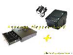 Pack Tiroir Caisse & Imprimante Ticket termique Pos offre Caisses tactiles - TPV [Petites annonces Negoce-Land.com]