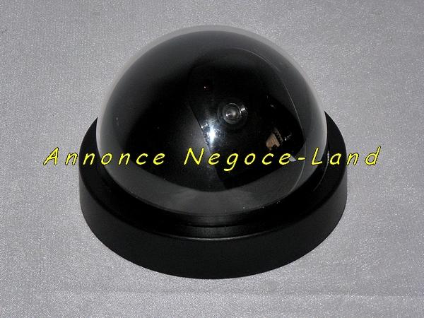 Image Caméra factice dôme autonome - Extel - WESVFC 87001 [Petites annonces Negoce-Land.com]