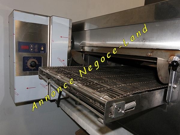 Image Four à Pizza électrique Convoyeur Capic Reconditionné [40 à 60 Piz/H] [Petites annonces Negoce-Land.com]