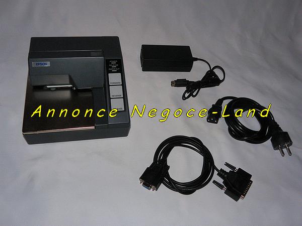 photo de Imprimante Matricielle Epson TM-U295 - [Reconditionnée]  (Annonce Negoce-Land)