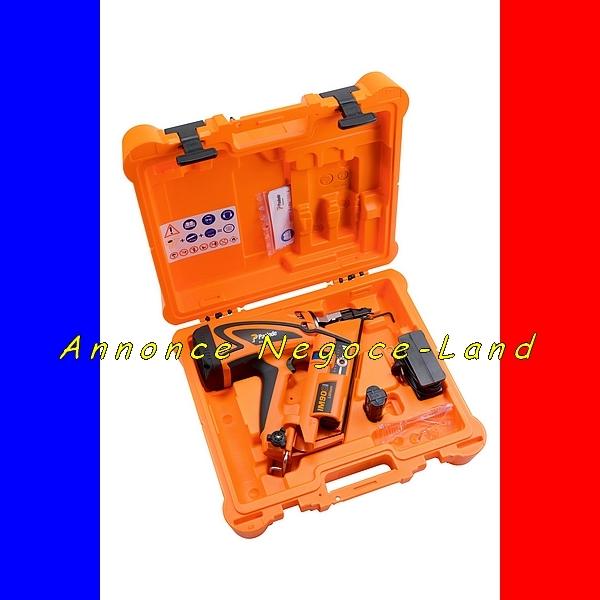 Image Cloueur à gaz Spit Paslode IM90CI [Petites annonces Negoce-Land.com]