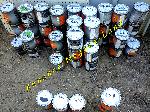 Arrivage pots de Peintures 0,75L avec durcisseur offre Bricolage - Divers [Petites annonces Negoce-Land.com]