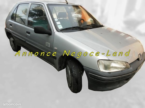 Peugeot 106 Phase 2 1.0 i Original Kid - Ess - 5PL - 5PTE - 98000Km - CT OK [Petites annonces Negoce-Land.com]