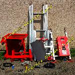 Monte tuiles monte charge lève matériaux ALTRAD M150 (Reconditionné) offre Levage - Manutention [Petites annonces Negoce-Land.com]