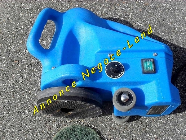 Mini Monobrosse Polyvalente Leoncini Motorscope Combi 5 [Petites annonces Negoce-Land.com]