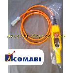 Télécommande complète pour monte matériaux & tuile lève charges Edimatec Comabi Apache 5 (neuve) offre Matériel - Outillage [Petites annonces Negoce-Land.com]