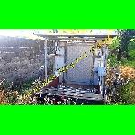 Remorque galvanisée travaux avec signalisation motorisée hydraulique offre Divers [Petites annonces Negoce-Land.com]
