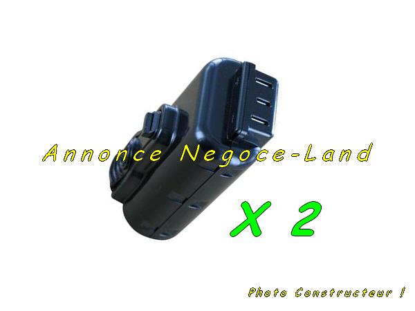 2 Batteries pour Spit Paslode compatible IM90CI (Neuves) [Petites annonces Negoce-Land.com]