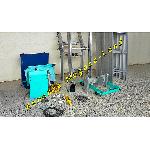 Monte tuiles lève charges & monte matériaux Imer 13m offre Levage - Manutention [Petites annonces Negoce-Land.com]