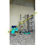 Monte tuiles lève charges & monte matériaux Imer 13m [Petites annonces Negoce-Land.com]