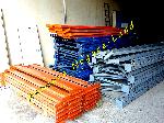 Rack à palette de stockage Lourd étagères métalliques rayonnage renforcées offre Aménagements [Petites annonces Negoce-Land.com]