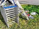 Monte matériaux ou charges Lève tuiles Edimatec Nevada offre Levage - Manutention [Petites annonces Negoce-Land.com]