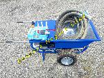 Machine pour projection Enduit de façade & Crépi Europro Compact Pro 30 Euromair (Reconditionné) [Petites annonces Negoce-Land.com]