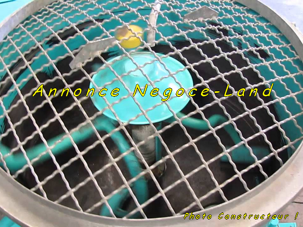 Malaxeur tractable Imer MIX 750 moteur thermique Honda [Petites annonces Negoce-Land.com]