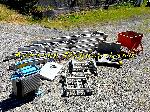 Monte matériaux lève tuile Edimatec charge nominale moteur 300kg offre Levage - Manutention [Petites annonces Negoce-Land.com]