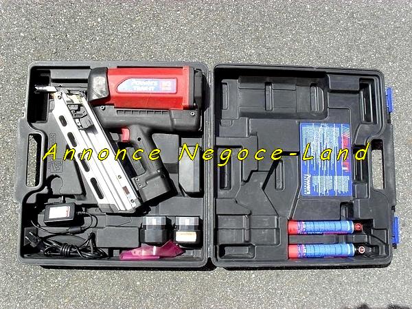 Pièces détachées de Cloueur à gaz Powers Trak-IT W3 21FRH [Petites annonces Negoce-Land.com]