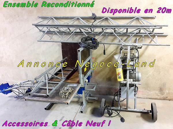 Monte matériaux Comabi Apache 5 Edimatec [Petites annonces Negoce-Land.com]