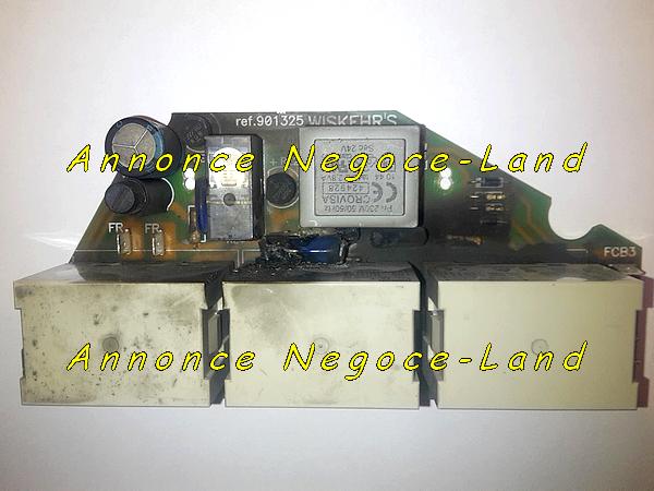 Réparation carte électronique Wiskehr's de Moteur de monte charge et treuil Haemmerlin [Petites annonces Negoce-Land.com]