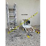 Lève tuile Monte matériaux Haemmerlin (300Kg de charge nominale moteur) offre Levage - Manutention [Petites annonces Negoce-Land.com]