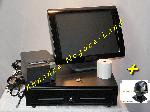 Pack caisse enregistreuse tactile (Logiciel conforme 2021 inclus) offre Caisses tactiles - TPV [Petites annonces Negoce-Land.com]