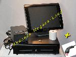 Pack caisse enregistreuse tactile TPV (Logiciel avec conformité 2021 inclus) offre Caisses tactiles - TPV [Petites annonces Negoce-Land.com]